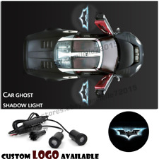 The Dark Knight Batman Logo Car Door Courtesy Projector Laser Ghost Shadow Light