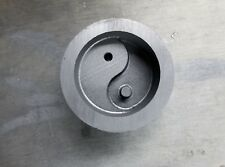 Graphite Mold: Yin Yang Sign Cab - 50mm