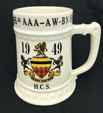 1949 Us Army 146th Aaa-Aw Battalion Beer Stein