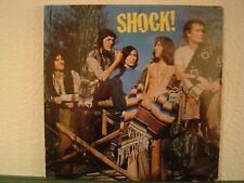 SHOCK! LP/1970 Spain/Acid Fuzz Garage Psych/Cerebrum/Tobruk/Agua de Regaliz