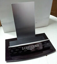 longines leaflet holder catalogs catalogue coffee table (lot 5021)