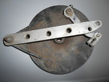 Husqvarna Vintage Front Wheel Shoe Brake Carrier Braking Plate WR CR250? 390?