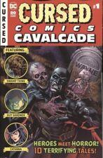 CURSED COMICS CALVACADE # 1 NM + HOT BOOK BATMAN ZATANNA CGC IT EC COMICS HOMAGE