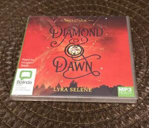 Diamond & Dawn by Lyra Selene Belinda Audio Book SEALED NEW