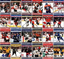 2012-13 SCORE FIRST GOAL COMPLETE 24 CARDS INSERT SET LOT Mint Rare Smith Read