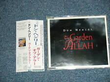 DON HENLEY Japan 1995 NM Maxi-CD+Obi THE GARDEN OF ALLAH