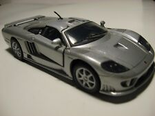 2005 Saleen S7 Ford 427 Twin Turbocharged Super Car 1/24 Scale Diecast Model Car