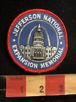 Ver. 3 St. Louis Arch JEFFERSON NATIONAL EXPANSION MEMORIAL Missouri Patch 98II