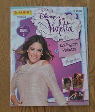 Panini Violetta Serie 2 Disney Sticker Leeralbum Sammelalbum Album