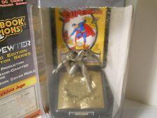 1996 DC Comics Comic Book Champions Golden Age Superman Fine Pewter Figure D28