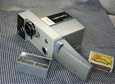VINTAGE USSR Soviet LOMO AURORA AVRORA Movie Camera with Leather Bag