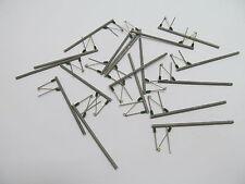 MES-46187 Spur N 18 St. Eigenbau Metall Betonmasten L:ca.70mm mit Farbschäden,