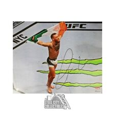Conor McGregor Autographed UFC 16x20 Photo - Fanatics (Flag)