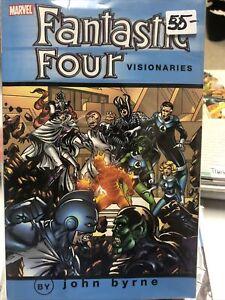 Fantastic Four Vol.5: Visionaries (2005) Marvel TPB SC John Byrne
