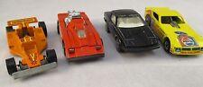 Vintage Corgi Juniors & Mattel 1970's 80s' Bundle - Racing & Rally Cars