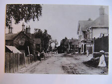 Watling Street, Radlett - Postcard (Aldeham Parish Council Centenary 1994)