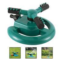 Garden Sprinkler Lawn Watering Rotating System Water Hose Spray Grass Yard Care