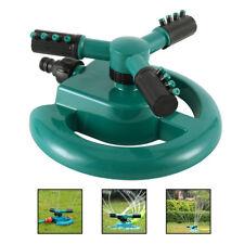 Arroseur de pelouse d'arrosage automatique jardin gicleurs 360° bras de rotation