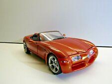 Maisto 1:24 Scale Die-cast model Dodge Concept Car Convertible - Copper