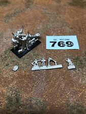 Maestros de guerra 10mm-Fuera de imprenta tumba de Reyes no-muertos Calavera Chukka - 769