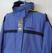 Mens Henri Lloyd CT1000 Sailing Yachting Ocean Proof Hooded Coat Size 3