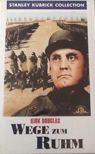 VHS Wege zum Ruhm (1999) FSK 12 Kriegsfilm mit Kirk Douglas Sehr guter Zustand