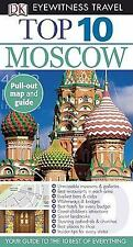 Top 10 Moscow (Eyewitness Top 10 Travel Guides)-ExLibrary