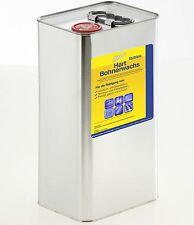 5 L  Hart - Bohnerwachs Farblos Flüssig - Parkett Wachs-Bodenwachs Bodenpflege