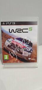 WRC 5 World Rally Championship PS3 Fast Post Christmas Birthday Gift