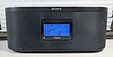 Sony XDR-S10HDiP FM/AM Digital HD Radio, iPod Dock Very nice sound and condition