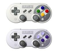8Bitdo SN30/SF30 PRO Bluetooth Gamepad, Switch/macOS/Android/Windows/Rasp Pi