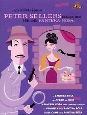 Peter Sellers Box Collection - La Pantera Rosa (1963) 6-DVD