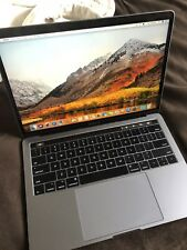"""Apple MacBook Pro 13.3"""" Laptop with Touch Bar & ID - (June, 2017, Space Gray)"""