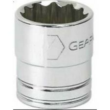 "Gearwrench 80770 1/2"" Drive 12 Point Socket 1-1/16"""