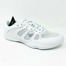 Varsity All For One A41 White Womens and Kids Cheer Shoes with Free Travel Case