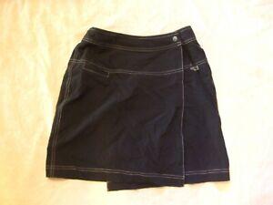 Shebeest Velo Wrap Skirt, XS