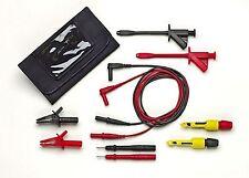 Pomona Electronics 5903A Industrial / Automotive DMM Test Lead Kit Fits Fluke co