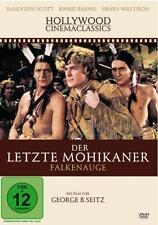 DVD - Der letzte Mohikaner - Falkenauge mit Randolph Scott - NEU - OVP