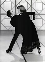 Mireille Mathieu - Don Lurio - Vintage Press Photo Photo Norbert Unfried (U-1944