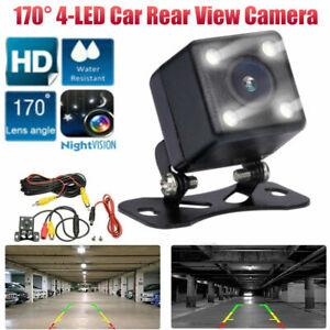 Waterproof Car Reversing Parking Camera Rear View LED Sensor Reverse Cam HD New