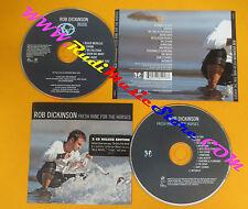 CD ROB DICKINSON Fresh Wine For The Horses 2008Usa FONTANA no lp mc dvd (CS62)