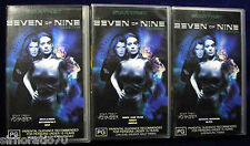 STAR TREK Voyager [3] VIDEOS Seven Of Nine Collection - Boxset