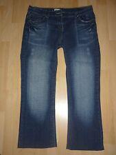 Femmes Denim Jeans en Californie. Taille 14 Entrejambe 34