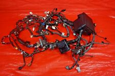 2012 Mitsubishi Evolution X MR Front Chassis Wire Harness Engine Bay # 8501D710