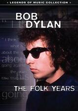 Bob Dylan - The Folk Years [DVD], Very Good DVD, ,