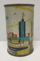 Made by American Can Company at A Century of Progress Chicago 1934 tin bank