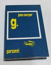 G. John Berger . 1°ed 1974