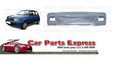NISSAN MICRA 2000 - 2002 FRONT BUMPER PAINTED ANY COLOUR