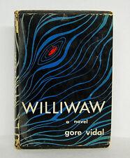 "GORE VIDAL - ""Williwaw"" 1ST EDITION of Vidal's 1ST BOOK 1946 HCDJ - WWII Alaska"