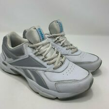 Reebok Women's White Sneakers Size 8.5 (A145)